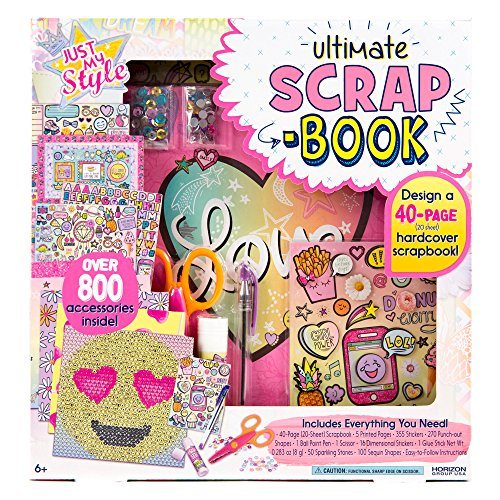 Top 10 scrapbook for girls age 12