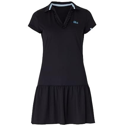 Sport niña y mujer Tenis/Hockey/Golf Polo vestido con volantes en ...