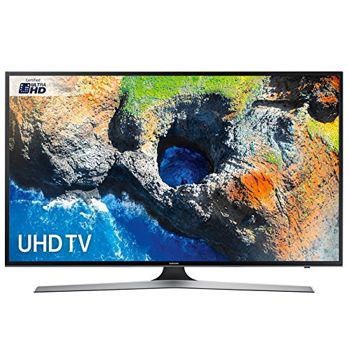 Samsung 40-Inch SMART Ultra HD TV - Black