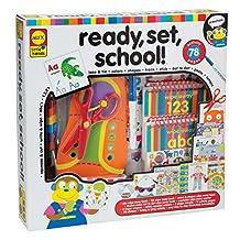 ALEX Toys - Early Learning Ready, Set, School - Little Hands 1454