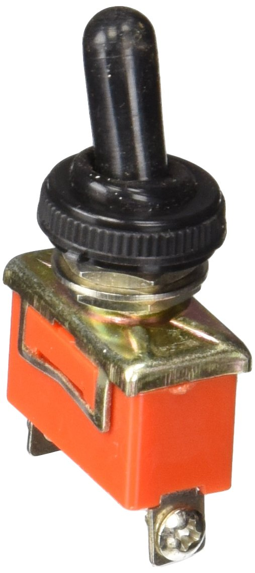 05-2000-02 Delta Lights Switch Toggle On//Off Switch Metal w//Rubber Boot