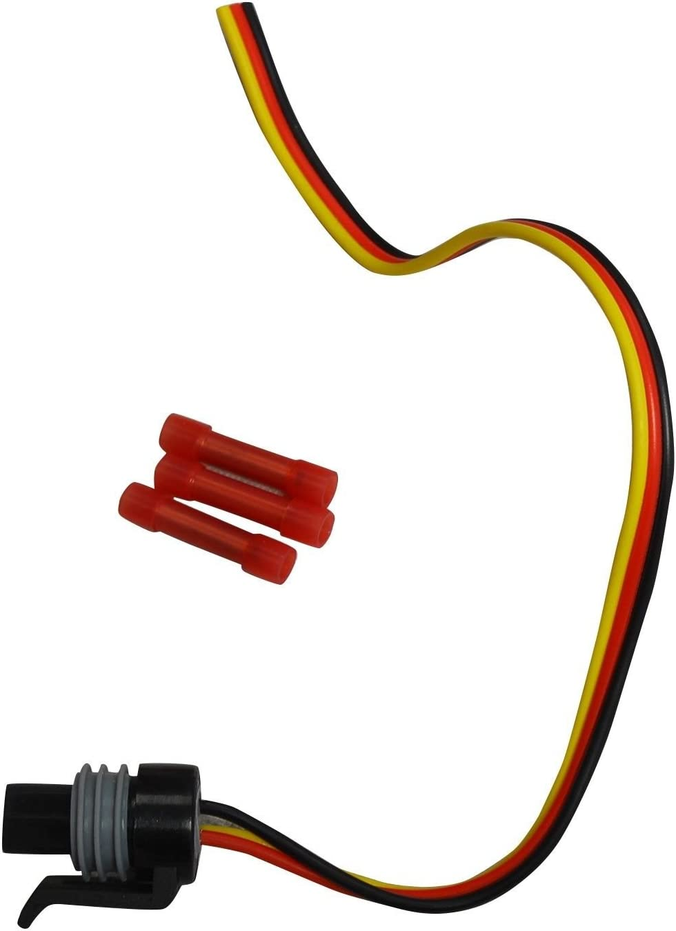 amazon.com: yjracing icp ebp sensor repair harness plug pigtail fit for 6.0l  7.3l ford powerstroke: automotive  amazon.com
