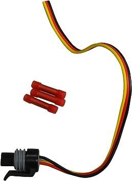 Repair Harness Plug Pigtail ICP EBP Sensor Fit 6.0L 7.3L Ford Powerstroke