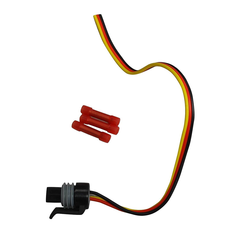 Amazon.com: ICP EBP Sensor Repair Harness Plug Pigtail Fit For 6.0L 7.3L  Ford Powerstroke: Automotive