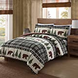 Remington Comforter Mini Set, Full/Queen, Boucher Woods