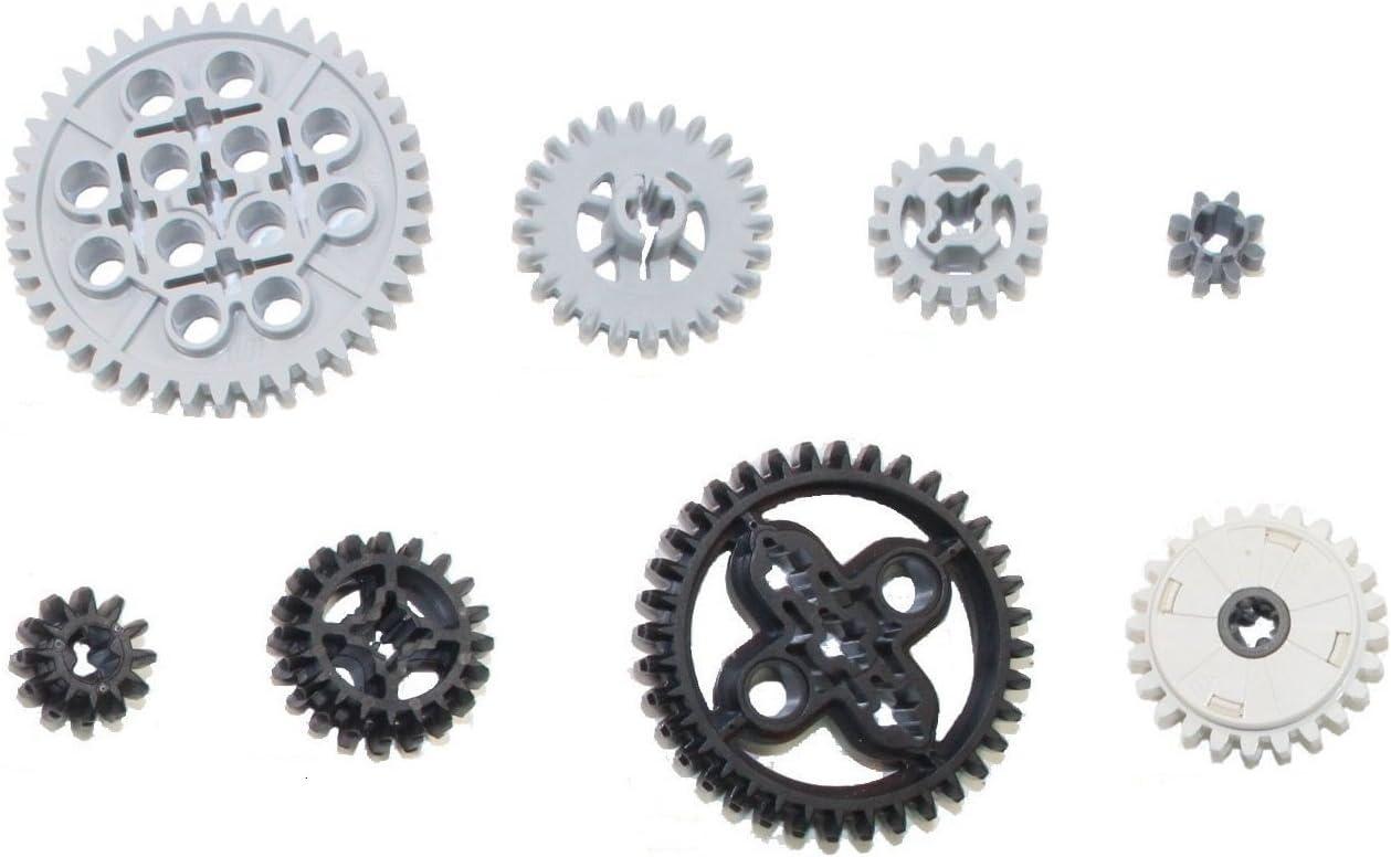 Lot of 18 LEGO Technic Mindstorms Axles set