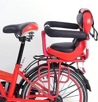 Ljdgr Accesorios para Bicicletas Asientos Traseros de Seguridad ...