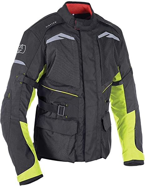 Oxford Quebec 1.0 para hombre textil impermeable chaqueta de ...