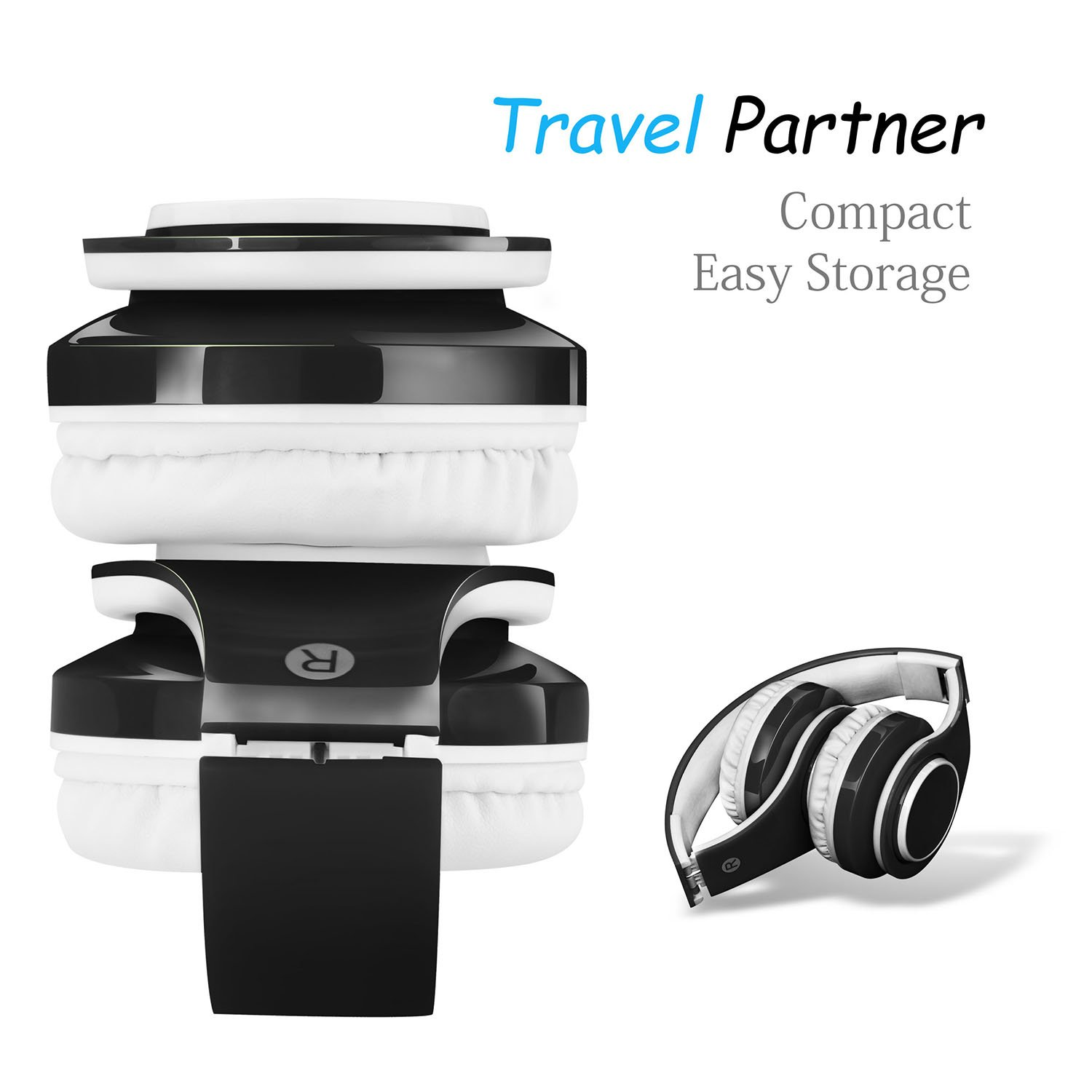 Long Playing time Safey Volume Limited Build-in Mic 3.5mm Jack Wireless//Wired Headphones Kids Headphones Bluetooth Wireless On-Ear Foldable Stereo Sound Headset SD Card Slot Purple
