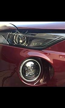 New generation led fog lights lamp Retrofit and upgraded For Honda Civic CR-V Fit CR-Z Insight Pilot Crosstour Acura ILX RDX TL TSX 2012 2013 2014 2015 2016 2017 2018 2019