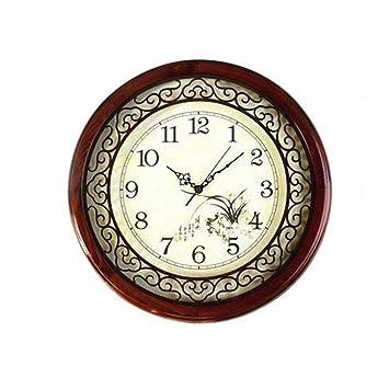 Wall Clock WERLM Persönlichkeit Design Home Decor Kunst Uhr ...
