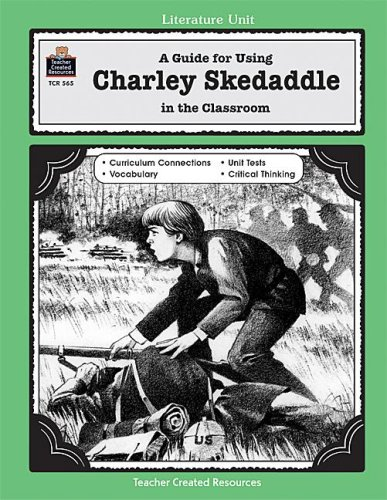 An analysis of charley skedaddle a story by patricia beatty