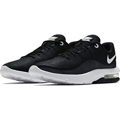 7bc93ace21 NIKE Women's Wmnsair Max Advantage 2 Low-Top Sneakers, (Black/White ...