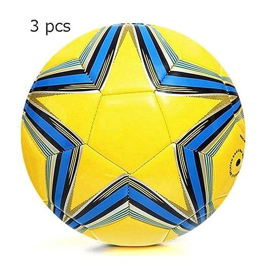 Fútbol Niños Competición Resistente al desgaste Pelota Práctica ...