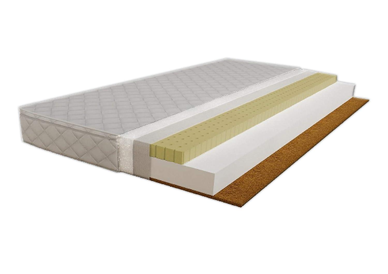 Children's Beds Home Schiuma di Lattice - Materasso in Fibra di Cocco 10 cm (180 x 80) Prezzi offerta