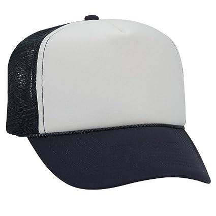Amazon.com  IGC Blank Trucker Hat Cap - Baseball f973f2b3513