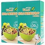 V.D.Food 维地 水果燕麦谷物片(即食谷物)30% 水果果干含量进口冲饮谷物 500g*2(德国进口)