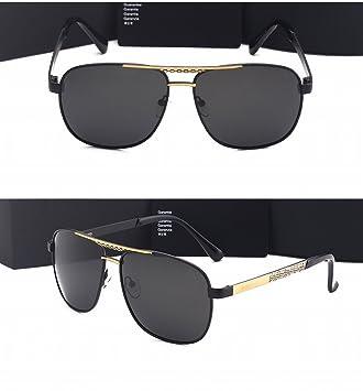 Sonnenbrillen Mit Großen Sonnenbrillen Goldrahmen Schwarz Grau Linse oXV6wyH