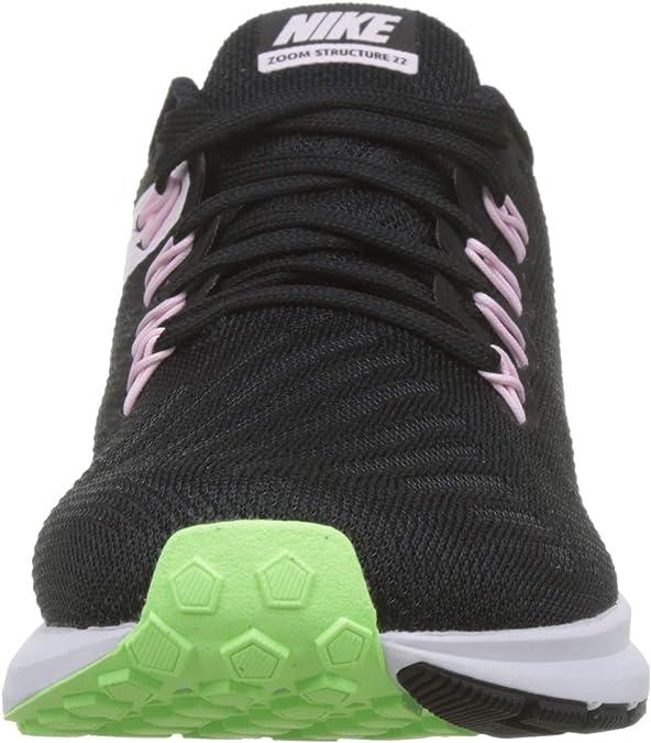 NIKE Air Zoom Structure 22, Zapatillas de Running para Mujer: Amazon.es: Zapatos y complementos