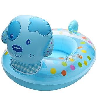 SMS Niños De Dibujos Animados Bebé Nadando Barco Asiento Del Anillo Del Flotador Infantil Para El
