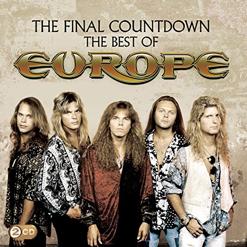 CD : Europe - Final Countdown: The Best of Europe (Portugal - Import, 2 Disc)