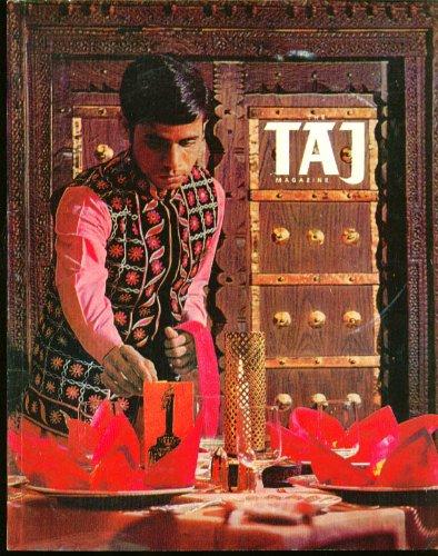 The TAJ Taj Mahal Hotel India magazine 4 1973