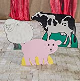 Farm Animal Standee Party Decoration
