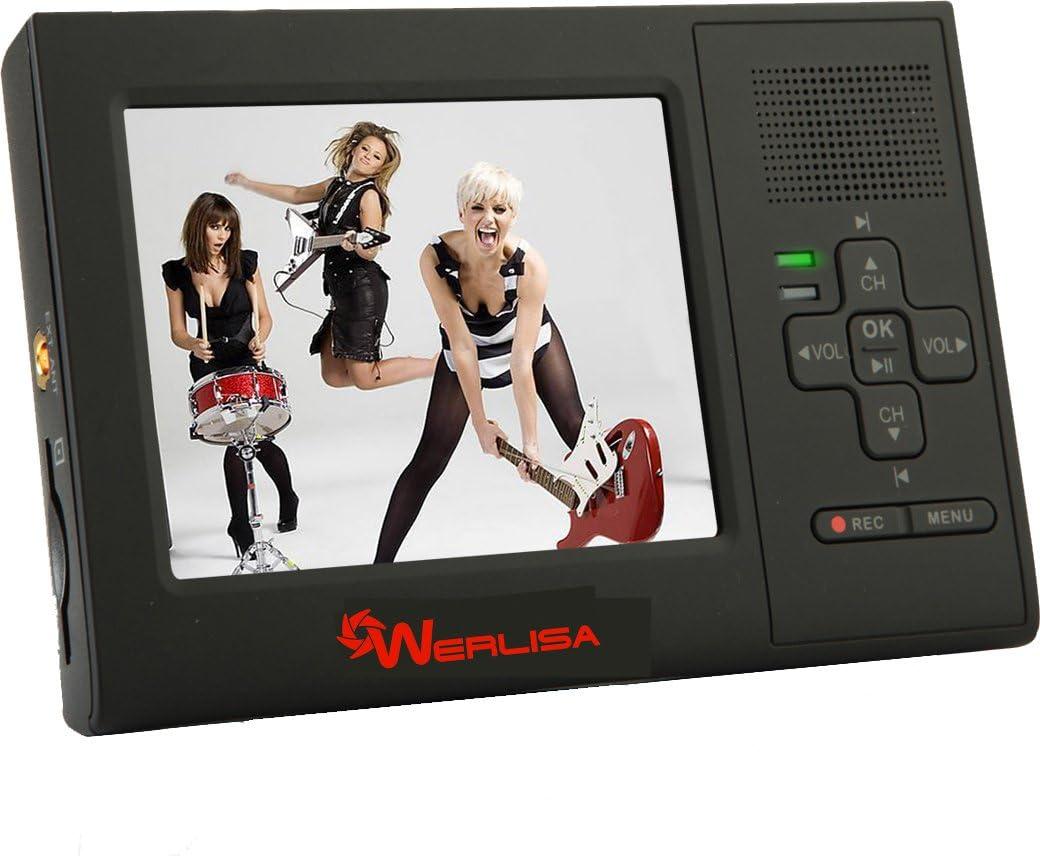 Mini Television PORTATIL TDT: Amazon.es: Electrónica