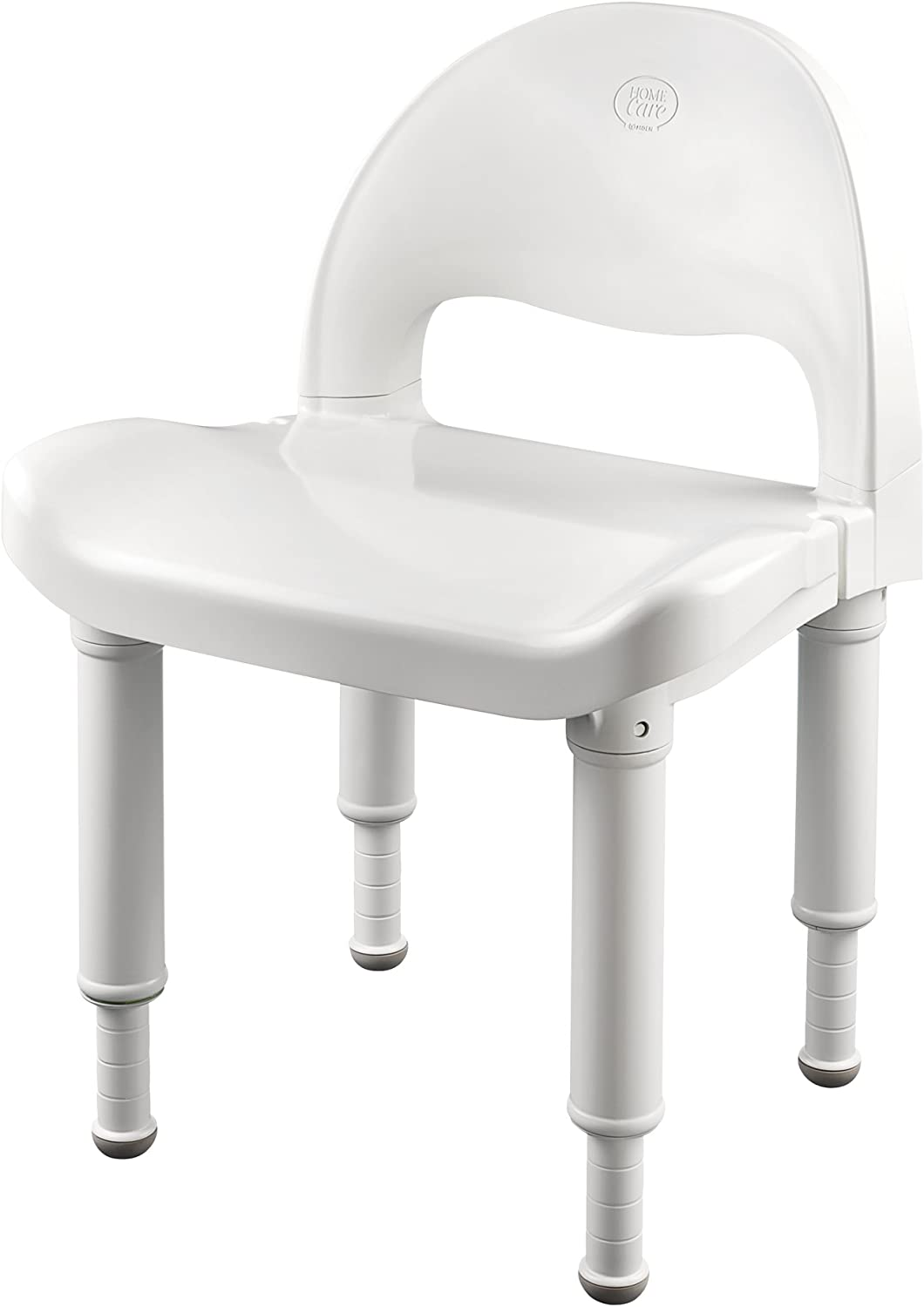 B0045EFO2Q Moen DN7064 Bath Safety Shower Chair, Glacier 61oFdPezv2L
