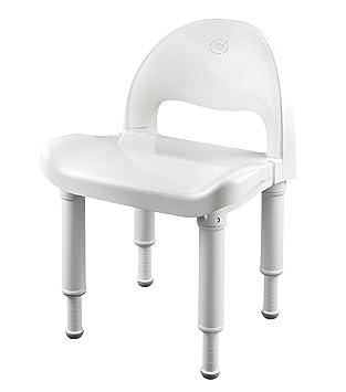 Amazon.com: Moen DN7064 Bath Safety Shower Chair, Glacier: Home ...
