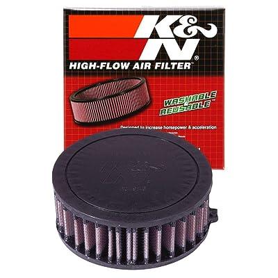 K&N YA-6598 Yamaha High Performance Replacement Air Filter: Automotive