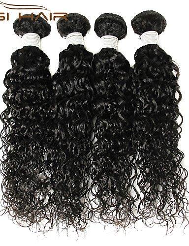 Profonde Tisse Non Vierges Humains Faisceaux De Transformés 24 Qualité Jff 3 Reine Armure Cheveux Malaysian Bouclés Haute 22 gOHXAwvxq