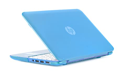 """mCover funda rígida para computadora portátil HP Stream 14 (14"""" Stream 14-ax0XXXX"""