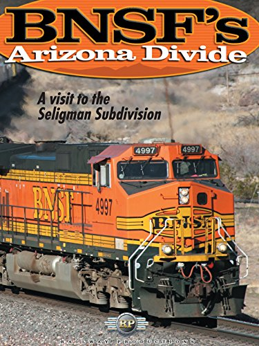 BNSF's Arizona Divide