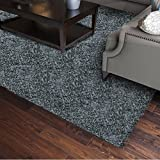 Cheap 12′ x 16′ Gun Metal Area Rug