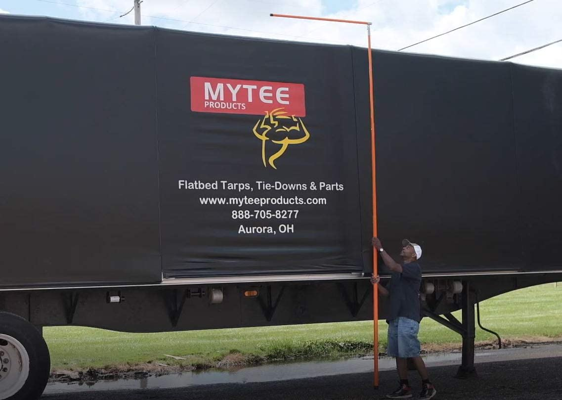 15 Ft Truck Trailer Oversize Mytee Products Heavy Duty Load Height Measuring Stick
