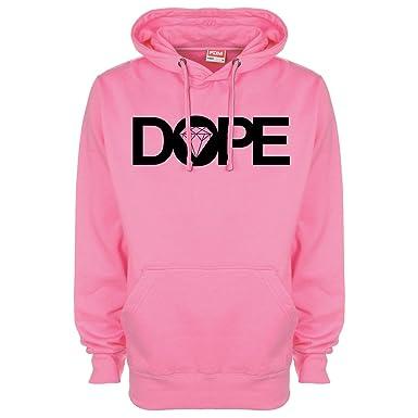 Dope Diamond Urban Street Sudadera con capucha rosa xx-large: Amazon.es: Ropa y accesorios