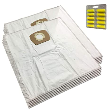 Staubbeutel24 Set de 10 Bolsas de aspiradora de microfieltro ...