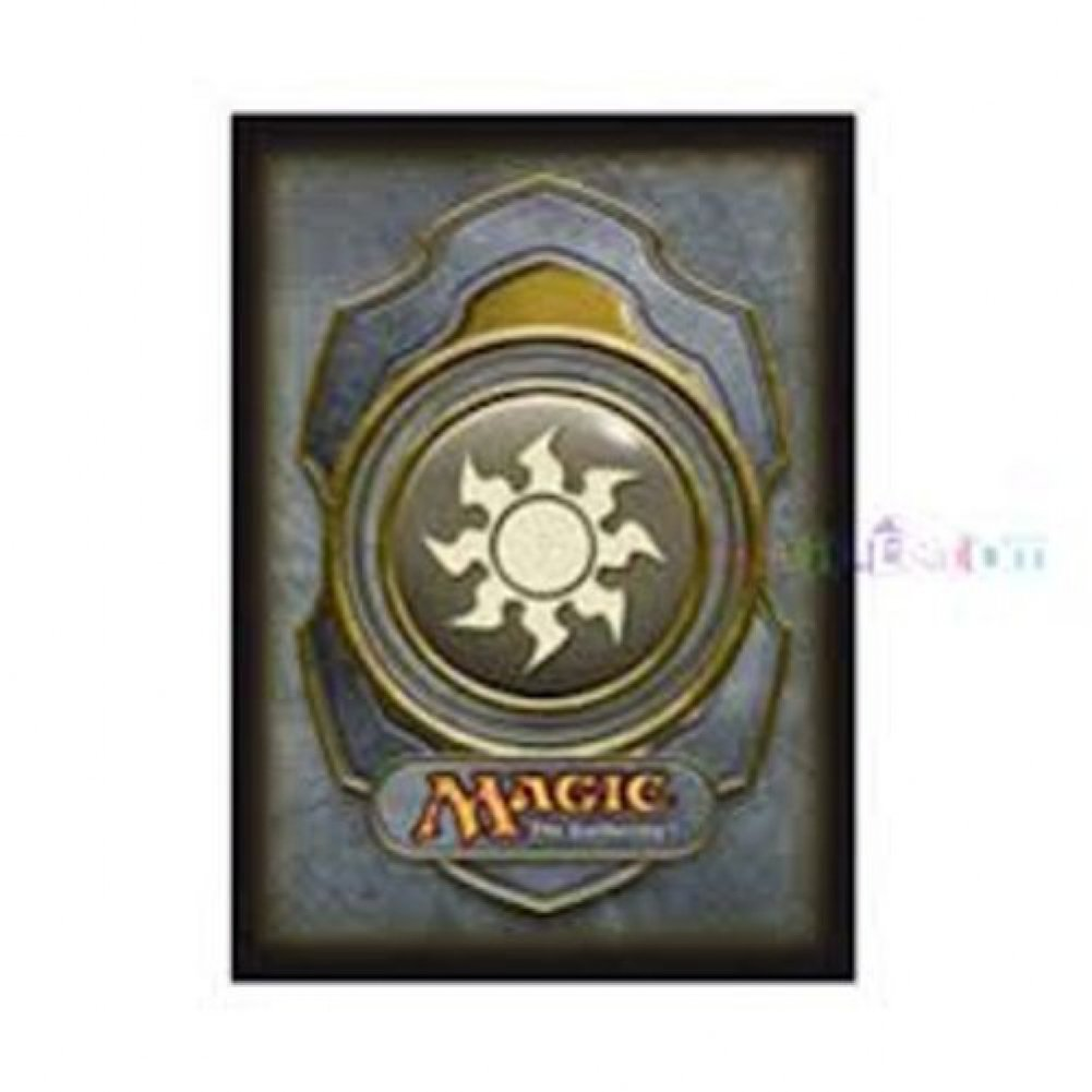 Amazon Ultra Pro 80 Count White Mana Symbol Deck Protector