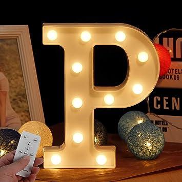 Light Up Letters for Wall Decor Led Letter Marquee Lights Alphabet Light Up Lett