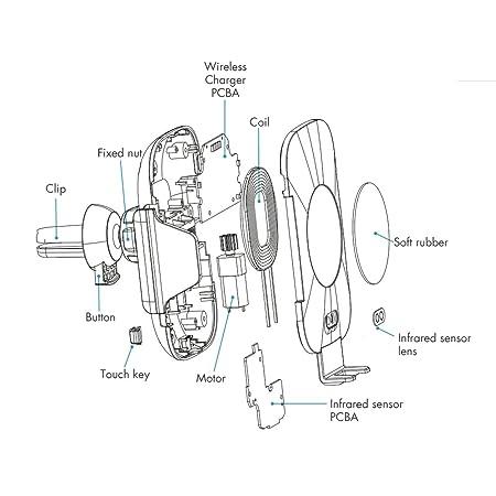 Wireles Charging Diagram