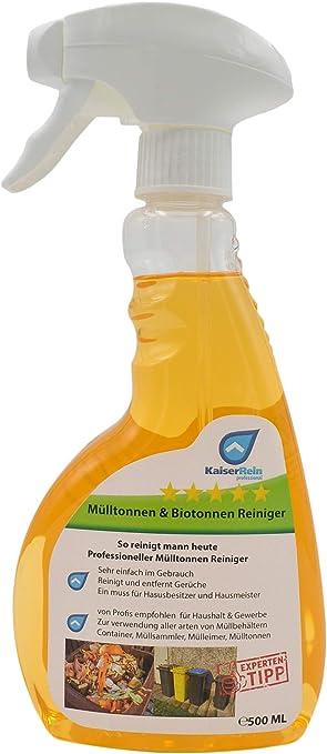 0,5 L Biotonne Abfallkorb Mülleimer Reiniger anstatt