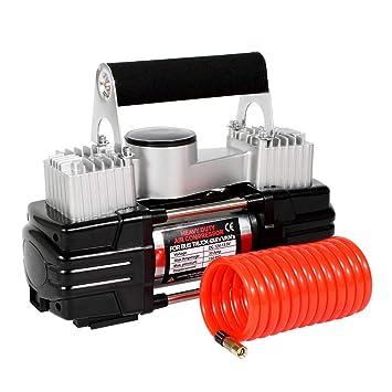 Inflador De Neumáticos Bomba De Compresor De Aire Portátil Inflador De Neumáticos Bomba De Aire De