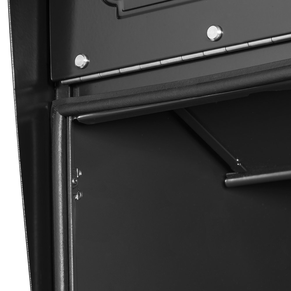 Architectural Mailboxes 6200B-10  Oasis Classic Locking Post Mount Parcel Mailbox with High Security Reinforced Lock by ARCHITECTURAL MAILBOXES (Image #7)