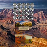 National Park Quarters Set 2010-2013 Full Complete Date Set All 20 Coins with Deluxe Color Folder
