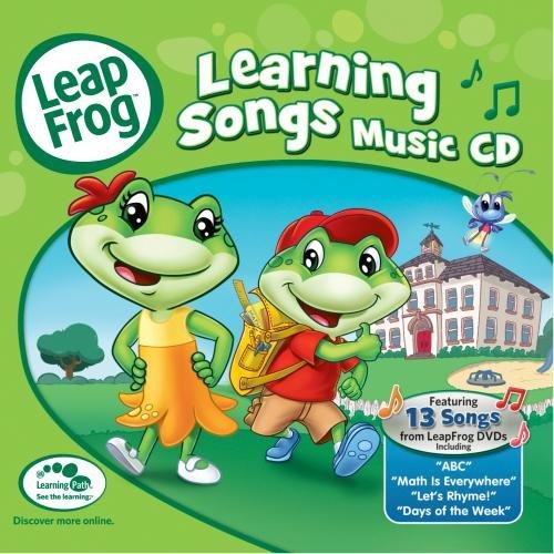 Leapfrog Learning Songs