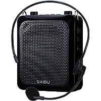APROTII 25 W Voice Amplifier Speaker met Draagbare Microfoon Headset, Amp Waterdichte Persoonlijke Voice Saver…