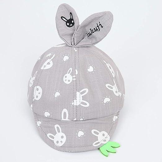 zhuzhuwen Sombrero de los niños creativos Versión Coreana de ...
