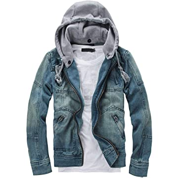 best selling Simayixx Jackets for Men with Hood