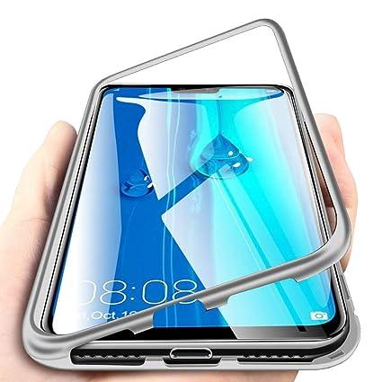 Amazon.com: EabHulie - Funda híbrida 2 en 1 para Huawei Y9 ...